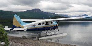 Grosvenor Lodge Float Plane