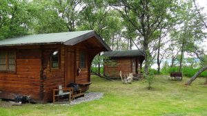 Grosvenor Lodge Guest Cabins