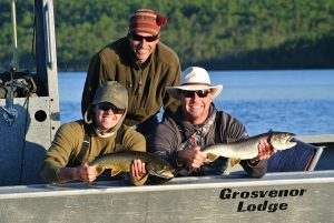 Grosvenor Lodge Lake Trout