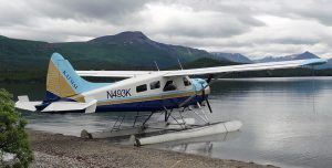 Grosvenor Lodge Fly Out Float Plane